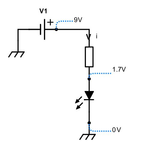 Comment insérer une LED dans un circuit