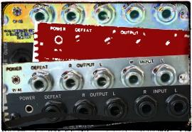 Résistance d'entrée/sortie et effet sur l'amplitude du signal transmis