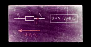 Les éléments passifs : résistance, condensateur et bobine
