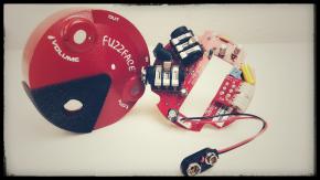 Comment régler le trimpot de la Fuzz Face mini ?