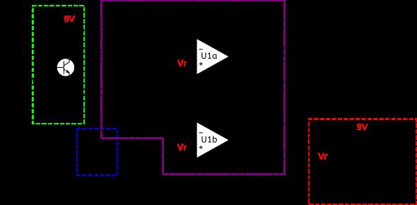 Ré-création DIY #1 : Gargletron / séparation des différentes fonctions du circuit.