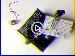 Comment utiliser un protoboard : filtre RC de la RAT