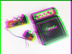 Read more about the article Mini ampli DIY de guitare à base de LM386